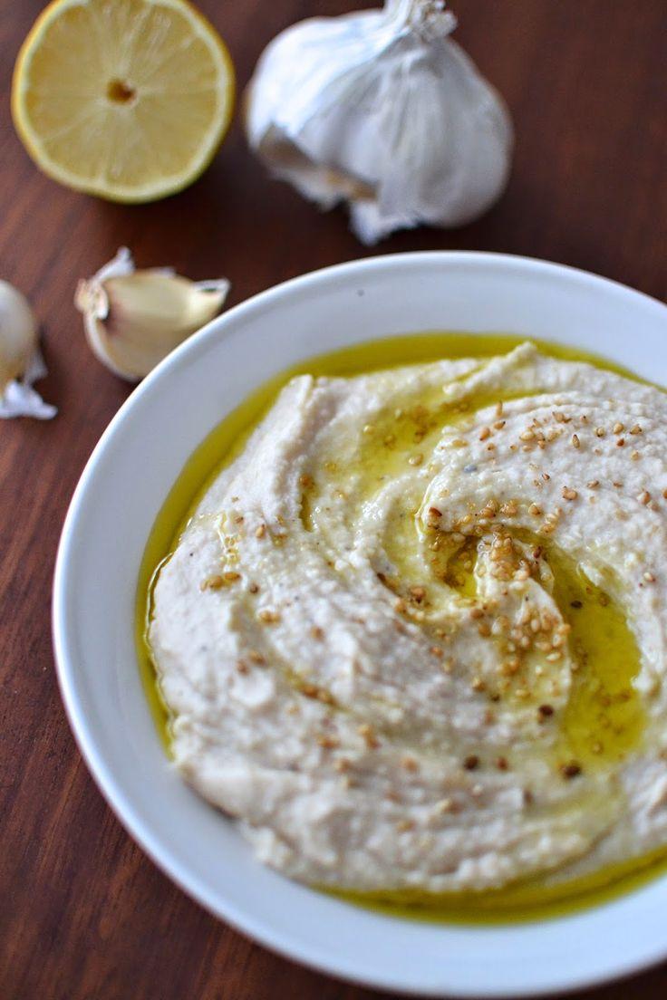 La Cuisine c'est simple: Simple comme du houmous de haricots blancs au citr...