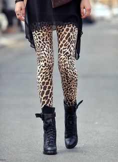 #Giraffe #Leggings