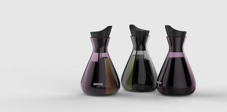 Typhoon oil and vinegar by Rodd Design