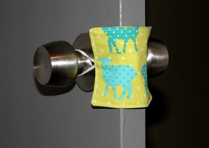 Counting Sheep Door Latch Door Quieter Door Catcher. $6.00 via Etsy. & 21 best Door Catcher images on Pinterest   Dream catcher Dream ...