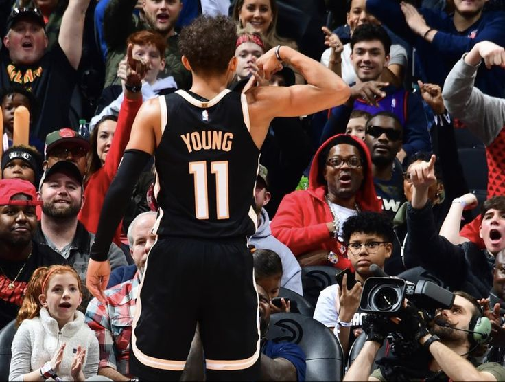 Pin by Daniel Son on Trae Young in 2020 Nba players