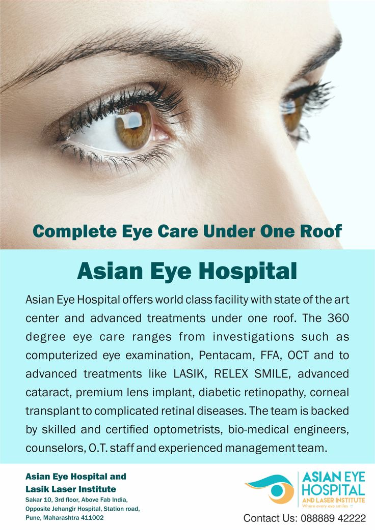 Complete Eye Care Treatment under One Roof