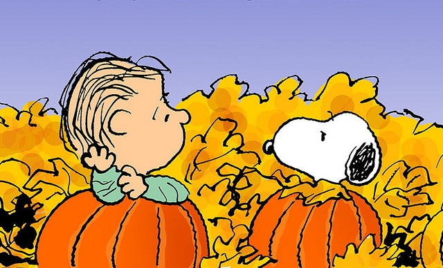 October 31, 1992 - Waiting for the Great Pumpkin