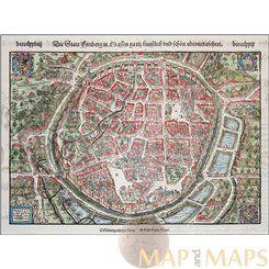 Freiberg Germany    Munster 1614