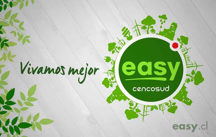 CENSOSUD S.A. Easy Chile #easy #cencosud #hogar #construccion #eco #sustentable #heart #easychile #graphicdesign #retail #chile #deco #reciclaje #green #nature #nature #design #seniorjp #easycl #ecologia #vivamosmejor #diseñador