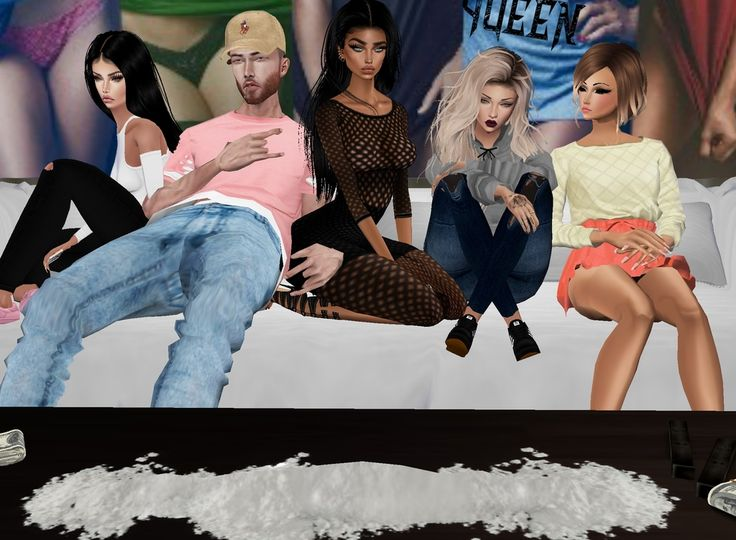 Bien connu 145 best IMVU Hanging with Friends images on Pinterest | Avatar  RI93