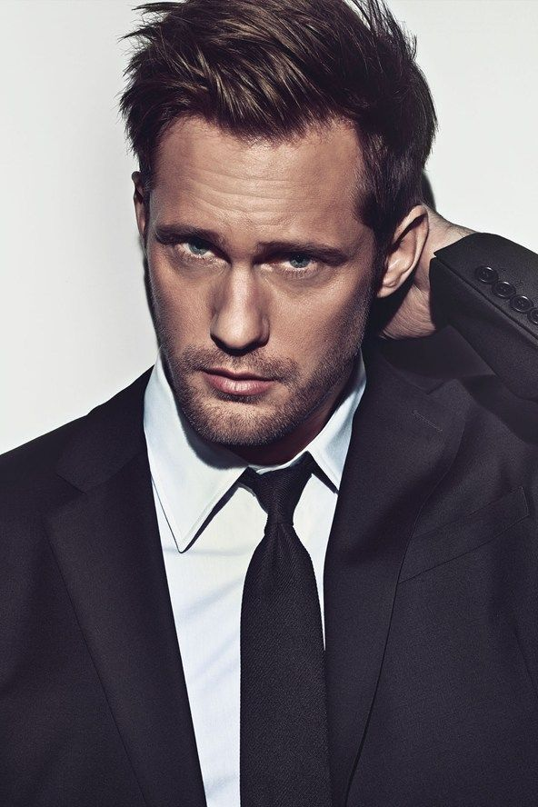 Alexander Skarsgård---- is a Swedish actor. He is best known for his roles as vampire Eric Northman on the HBO series ''True Blood'', Meekus in ''Zoolander'' and Brad Colbert in the HBO miniseries ''Generation Kill''.