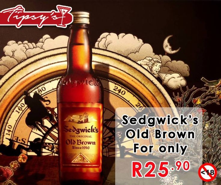 """For generations, the #warmth of #Sedgwicks Old Brown has been shared amongst family and friends in homes across South Africa and the """"Original"""" is one of the oldest liquor brands in South Africa. So, the next time you're sharing the warmth, know that you're sharing an age old tradition. #TipsysLiquorBoutique Please drink responsibly and do not drink and drive. Not for sale to…"""