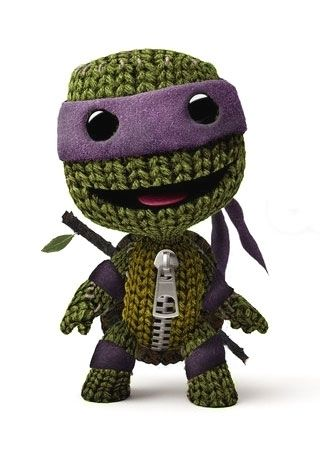 little big planet character