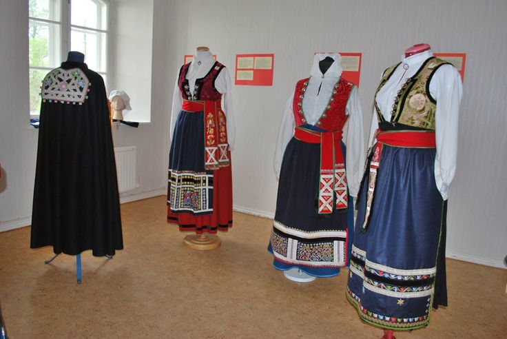 FolkCostume&Embroidery: Overview of the Folk Costumes of Europe,Sweden