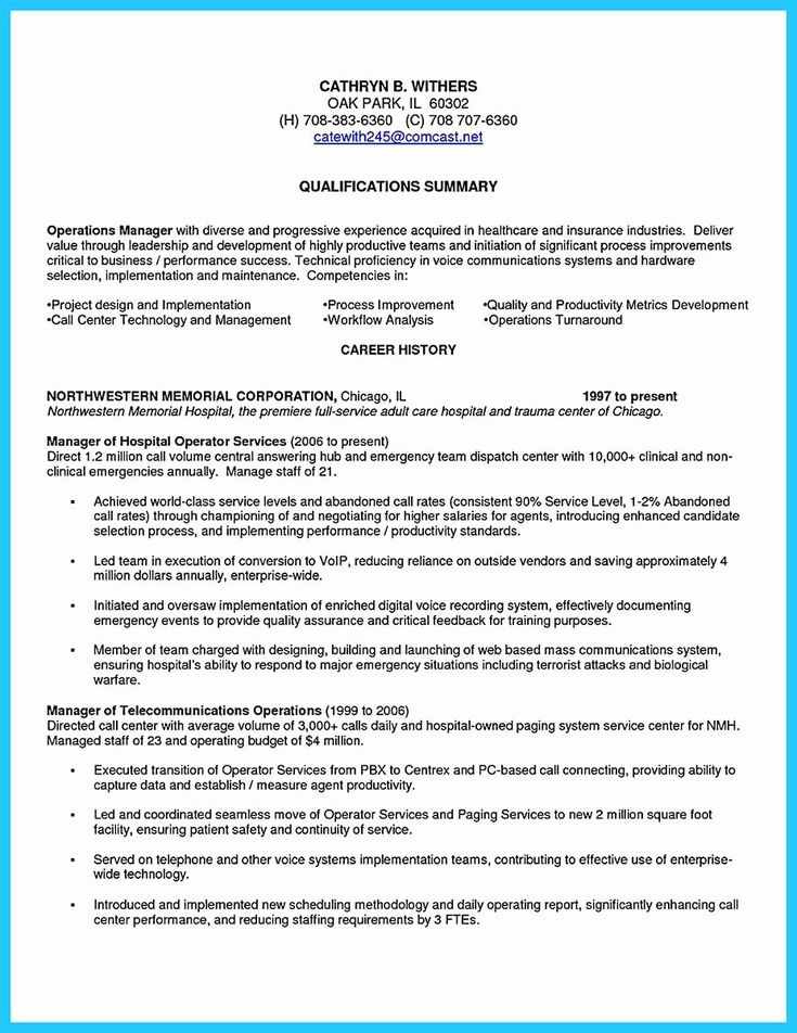 professional qualification and affiliation in resume