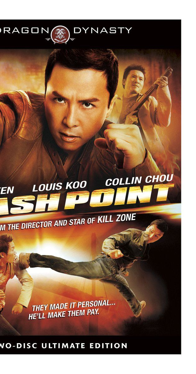 Directed by Wilson Yip.  With Donnie Yen, Louis Koo, Ray Lui, Collin Chou. A hot-headed inspector takes on a small but powerful Vietnamese-Chinese gang, after a series of crimes and murder attempts committed and putting an undercover cop and his girlfriend in great danger.