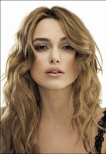 Keira Knightley ~ I really like her avatar-like character in King Arthur. I thought I was watching a Natalie Portman movie;)