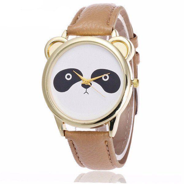 LUM Panda Watch – Cozy Everywhere