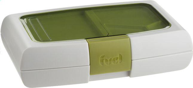 Deze lunchbox Fuel Bento van Trudeau is geschikt voor zowel koude als warme maaltijden. De lunchbox is namelijk microgolfovenbestendig!