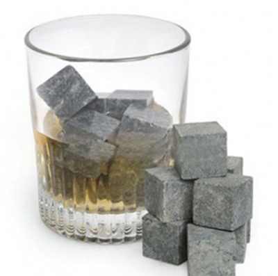 Whiskey Bourbon Drink Stones Ice Cubes