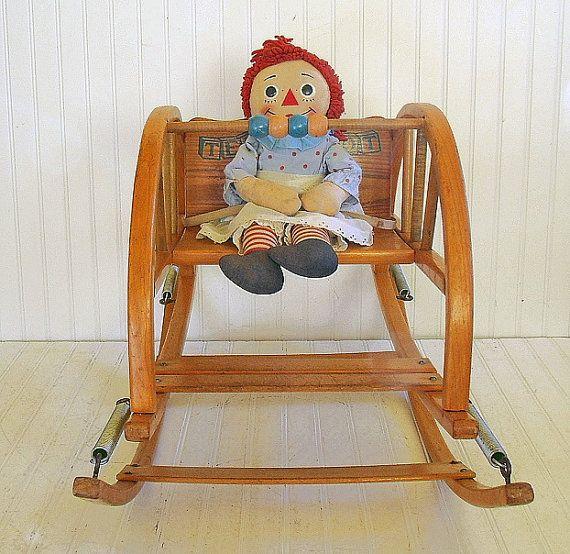 Vintage Wooden TeeterTot Retro Child Size By DivineOrders On Etsy, $100.00. Vintage  FurnitureEtsy Shop