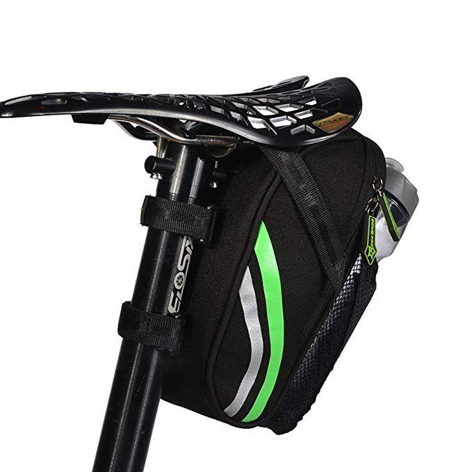 Rockbros Cycling Bag Road Mountain Bike Seat Post Bag Rack Pack