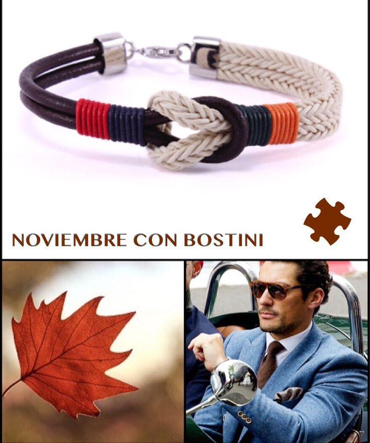 MAS OTOÑO QUE NUNCA, CON BOSTINI #autumn #jewelry #trendy #style #love #follow4follow #like4like