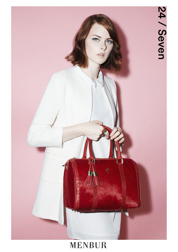 Look 2  Ver más en www.menbur.com  #zapatos #shoes #bolso #bag #nuevacoleccion #newcollection #menbur #trend