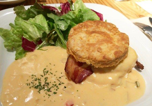【東京・渋谷】ブーム目前!? 渋谷のチェルシーカフェで、サクサク「ビスケットサンド」を食べてみた!