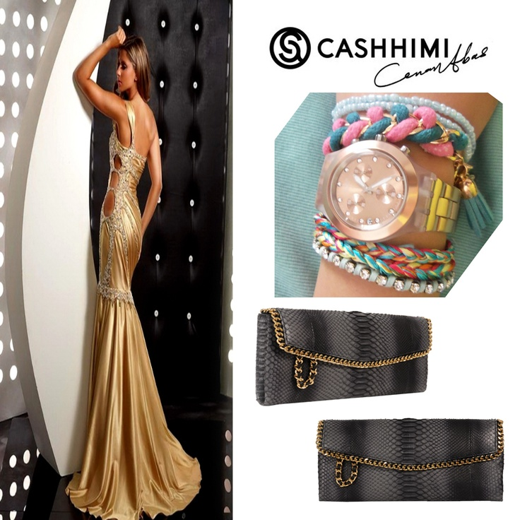 cashhimi python bags