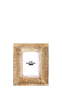 MANGO WOOD PHOTO FRAME, 10X15CM