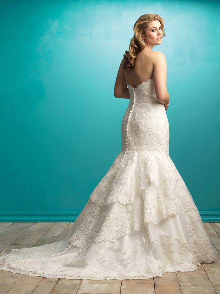 Allure Bridals Style W360