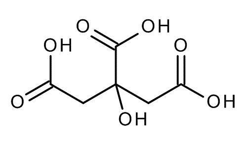Acido Citrico Anhidro Venezuela. El ácido cítrico es un polvo cristalino blanco. Puede existir en una forma anhidra (sin agua), o como monohidrato que contenga una molécula de agua por cada molécula de ácido cítrico. La forma anhidra se cristaliza en el agua caliente, mientras que la forma monohidrato cuando el ácido cítrico se cristaliza en agua fría. El monohidrato se puede convertir a la forma anhidra calentándolo sobre 74 °C.