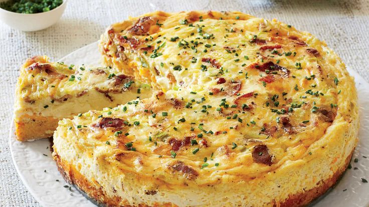 ... Quiche - Fluffy & Flavorful Quiche Recipes | Bacon, Quiche and Custard