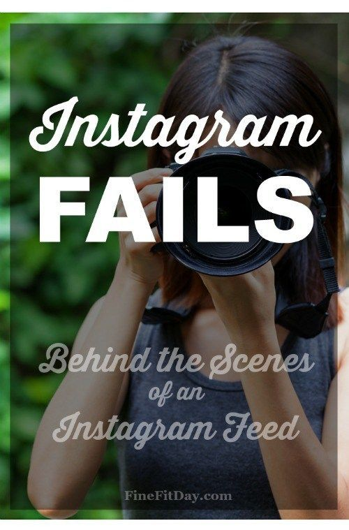 A picture may be worth a thousand words, but these Instagram fails that *didn't* make it onto my feed are worth a laugh. Enjoy these outtakes and bloopers in a funny behind the scenes look at a running blogger's Instagram page.