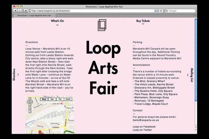 Catalogue - Graphic Design, Leeds, UK / Bench.li