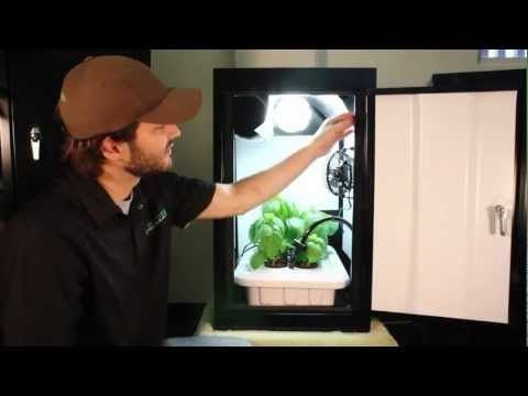 Grow Closet | Hydroponic Grow Systems | Grow Boxes | Indoor Grow Kits