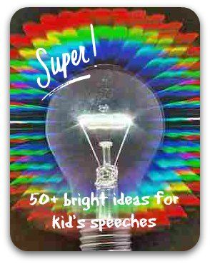 best speech topics for kids ideas funny speech  elocution topics for kids 50 ideas to help parents and teachers choose good speech