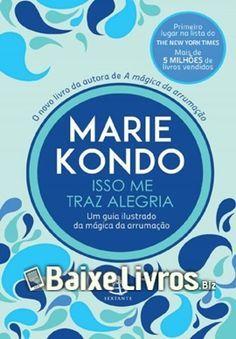 Baixar Livro: Isso Me Traz Alegria – Marie Kondo PDF/EPUB/MOBI