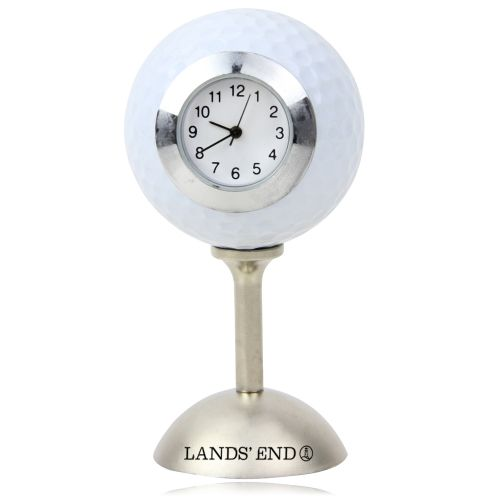 The Promotional Golf Ball Desk Clock a product with high potency and conjointly an improbable size of 8 x 4.25 x 0 cm, well endued with outstanding options that features golf equipment formed clock, analog clock, stand that makes your name and whole, a well celebrated name among your customers and within the market.  For More Info Visit: http://www.papachina.com/new/golf-ball-desk-clock