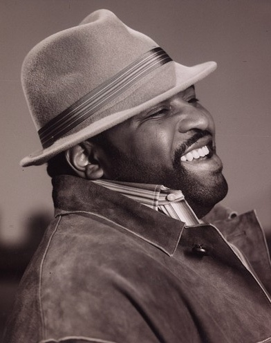 """Gerald Levert """"Big G,"""" I miss this brother he was definitely ahead of his time."""