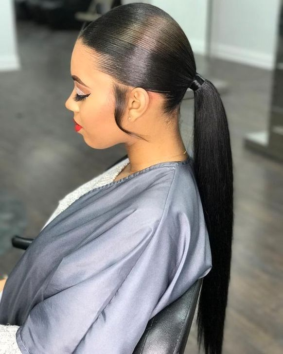 50 Top Ponytail Hairstyles Ideas For Women Only | Sleek ...