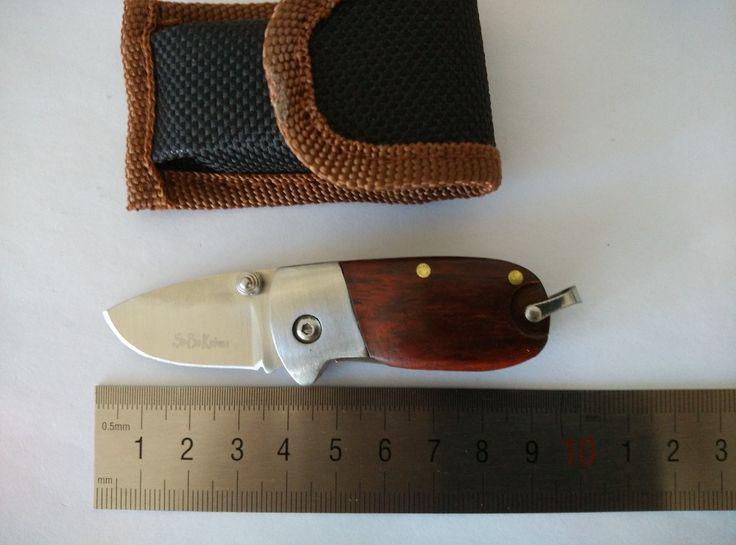 Купить товар53HRC QQ маленький белый складной нож мини ключи фруктов нож открытый инструменты в категории Ножина AliExpress.  53HRC QQ маленький белый складной нож мини ключи Фруктовый нож Открытый Инструменты     Тип: складной нож         Марка