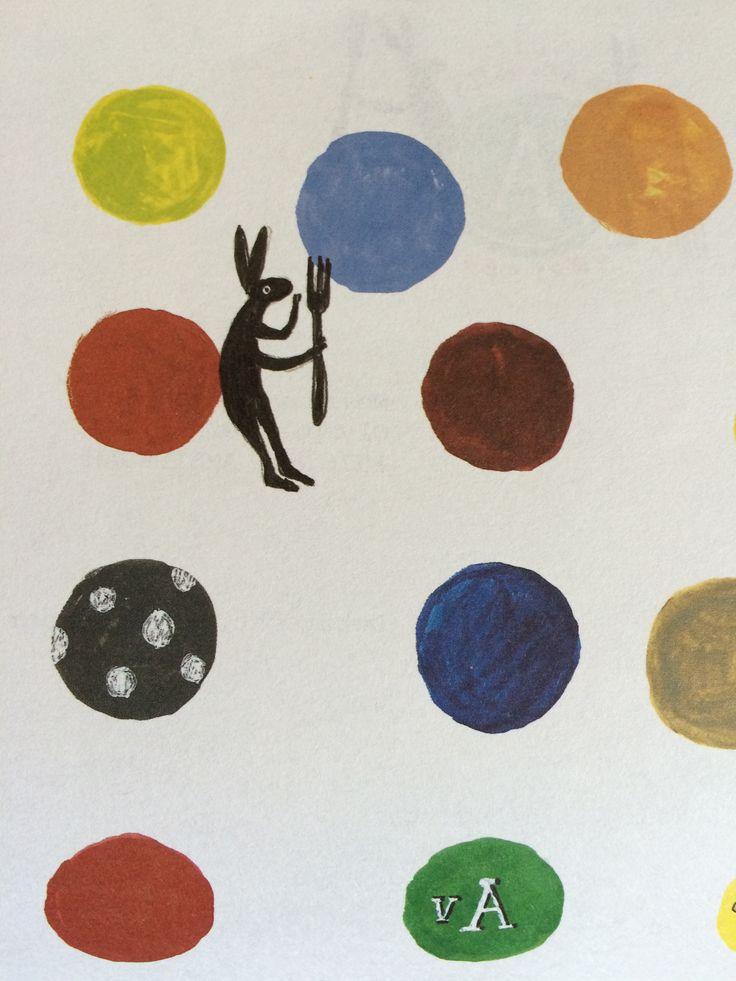 Illustraties van Dorine de Vos, Agenda Villa Augustus 2014