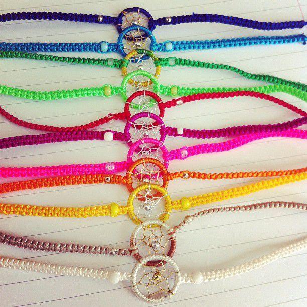 Dream Catcher Bracelets - kukee