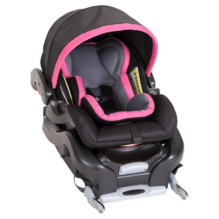 baby trend snap gear infant car seat easy meals. Black Bedroom Furniture Sets. Home Design Ideas