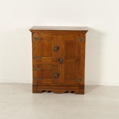 Vintage wine cabinet