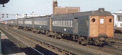 HO Long Island Railroad Electric Locomotives | HO Long Island Electric Locomotives | HO Long Island MU Locomotives
