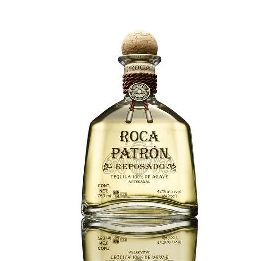 Winter Wonderland.  Roca Patron Reposado