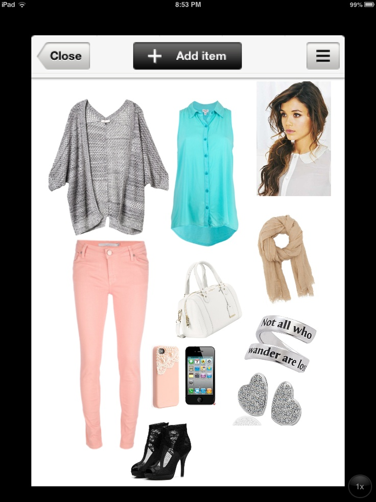 Shopping with Louis, :)