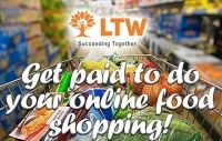 Would you like your shopping for FREE? Get paid to do your food and household shopping? Flexible hours to suit you and your lifestyle, there are no set hours.  #flexiblework #flexiwork #jobsforparents #jobsformums #work #homebasedwork #workfromhome #lifetreeworld #shopping