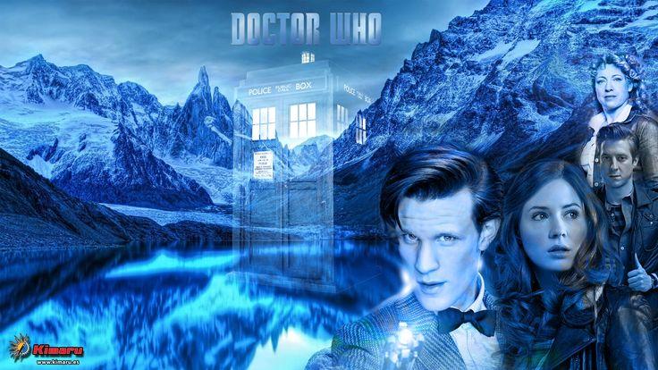Undecimo Doctor Who y Compañeros