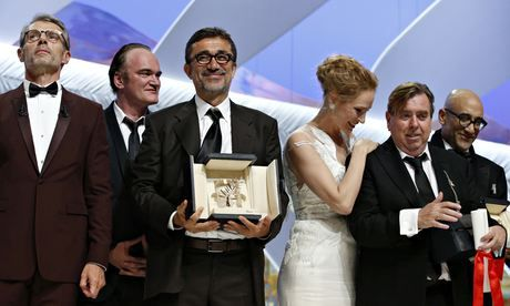Cannes festival ready for shut-eye after Winter Sleep wins Palme d'Or