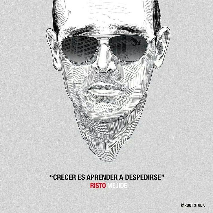 Ilustración de Risto Mejide - Mad Men español - citas